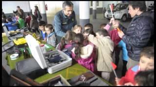 La Guardia Civil acerca su día a día los escolares
