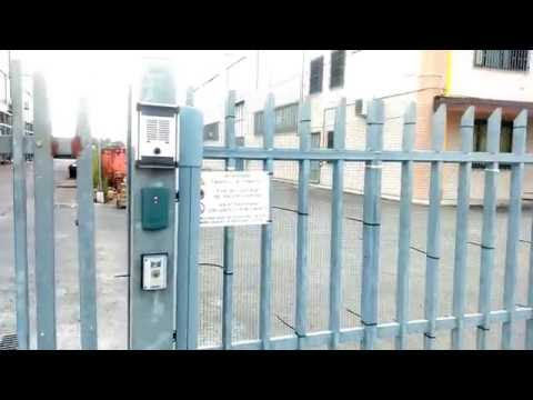Controllo accessi veicolare Sac844 con testina per esterno T-Remote e software di gestione