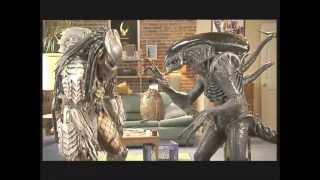 Aliens Vs. Predator: Requiem Funny Battles (HQ)