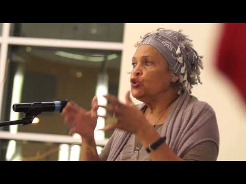 FICKLIN MEDIA CHARLAYNE HUNTER COMMENTS DURING BOOK SIGNING