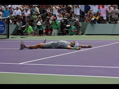 Conferencia de prensa Novak Djokovic después de ganar Sony Open 2014