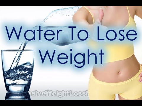 How Much Water To Drink To Lose Weight?