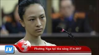 Hoa hậu Phương Nga dồn luật sư của Cao Toàn Mỹ vào thế bí tại tòa