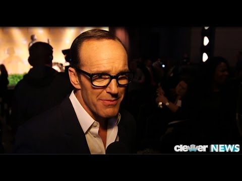 Clark Gregg Talks Marvel's Agents of S.H.I.E.L.D. -SAG Nominations 2014