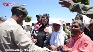 بالفيديو: سكان كاريان طوما..جراو علينا من الكاريان و بغينا غير حقوقنا | بــووز