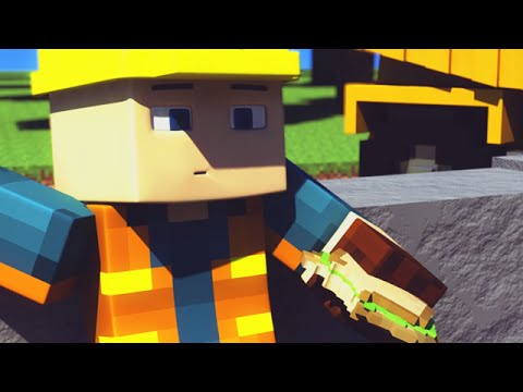 BEEP BEEP MOTHER TRUCKER (Minecraft Animation)