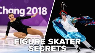 Competitive Figure Skater Secrets You Never Knew