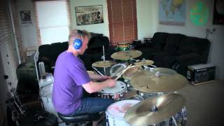 Giorgio by Moroder - Daft Punk (HD drum cover)