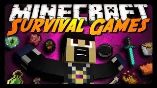 Minecraft: Survival Games - LOOT OVERLOAD! w/ AntVenom & Friends!