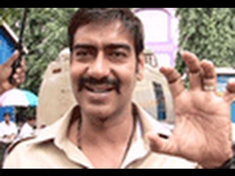 Making of Singham - Title Track - Ajay Devgn & Rohit Shetty