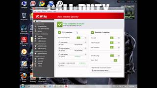 Avira Internet Security 2013 With License Key Till 2015