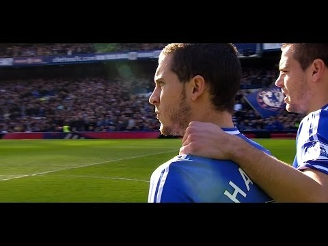 Eden Hazard vs Everton (Home) 13-14 HD 720p By EdenHazard10i