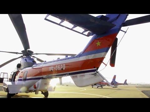 Choáng ngợp với dàn trực thăng khủng hàng đầu Đông Nam Á của Việt Nam