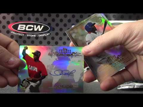 ColtFever18's 2013 World Baseball Classic Box Break