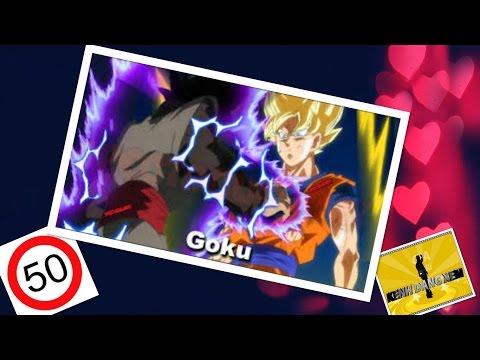 Xem phim Bảy Viên Ngọc Rồng Siêu Cấp tập 50 , GOKU VS BLACK GOKU