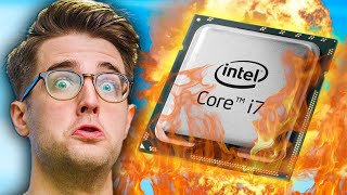 Intel CPUs are in TROUBLE...