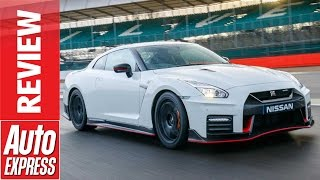 New Nissan GT-R NISMO review: extreme track toy is most exciting GT-R yet. Auto Express.
