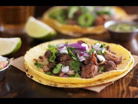 Barbacoa Beef Tacos (Street Kitchen)