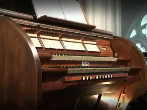 Música e louvor - restauração do órgão de tubos da Igreja Evangélica Luterana de Blumenau