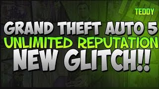 "GTA 5 ONLINE NEW ""UNLIMITED RP"" GLITCH ""EASY LEVELS"" AFTER"