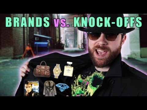 Do Knock-Offs Prove the Value of a Brand? | Idea Channel | PBS