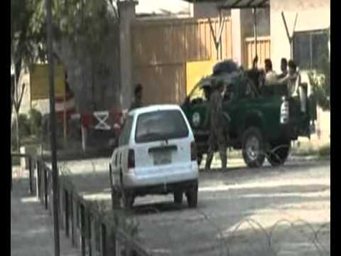 Firing on Indian Consulate in Herat by three gunmen