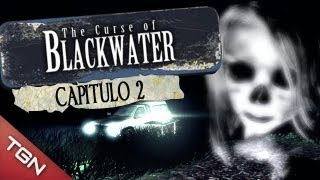 ¡EL MONSTRUO DE MIS PESADILLAS!: The Curse of Blackwater - #2