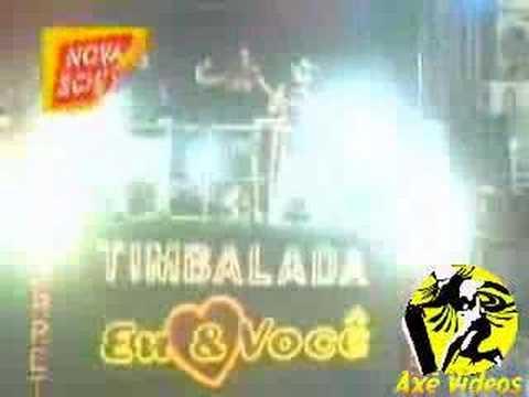 Cachaça - Timbalada - PRECAJU 2007
