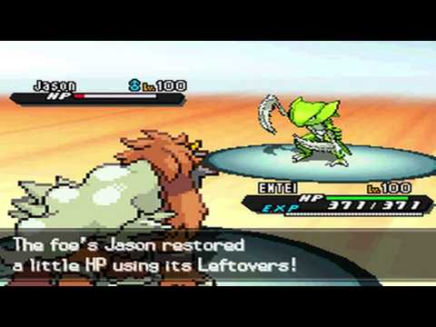 Pokemon Black2/White2 Wifi RU Battle vs themaraudingchespin