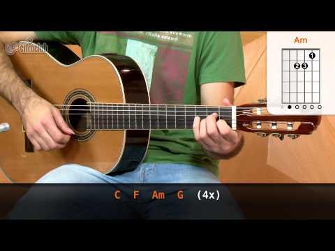 De Todos os Loucos do Mundo - Clarice Falcão (aula de violão)