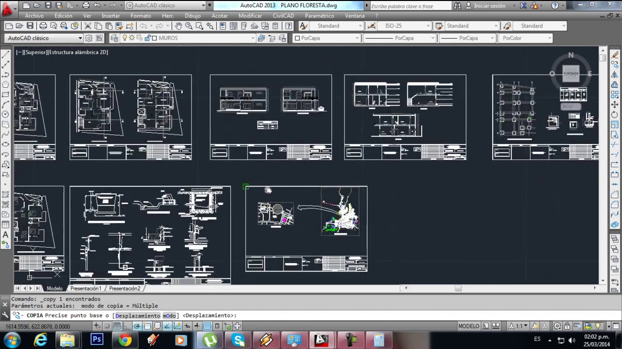 Primer video como hacer un plano casa de dos plantas youtube - Como hacer plano de casa ...
