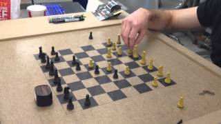 Wireless Arduino Powered Chess