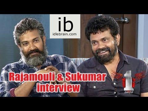Hình ảnh trong video S.S. Rajamouli & Sukumar interview - idlebrain