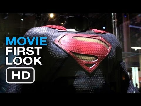 Man Of Steel - Movie First Look (2013) Superman Movie HD