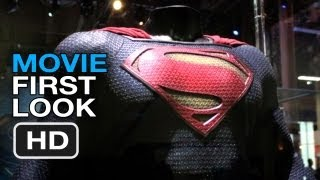 Man Of Steel Movie First Look (2013) Superman Movie HD