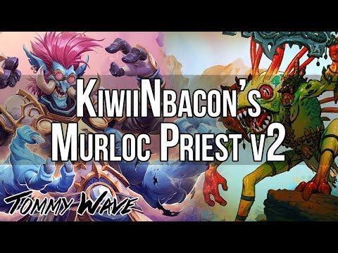 KiwiiNbacon's Murloc Priest v2 - Hearthstone Decks