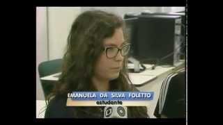 SETREM no Jornal do Almo�o - RBS TV