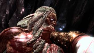 Full HD God Of War 3 The End Epic Gameplay ( Boss Fight