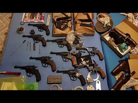 В Новосибирске сотрудниками полиции и ФСБ ликвидирована подпольная оружейная мастерская
