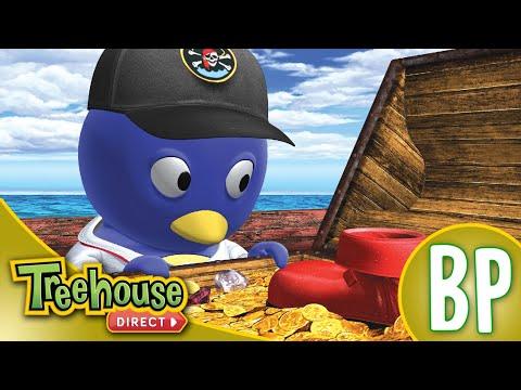 Os Backyardigans - 57 - O Acampamento Pirata