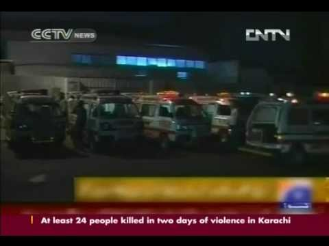 24 Pashtuns Killed in 2 Days Violence by MQM & ISI Terrorists in Karachi