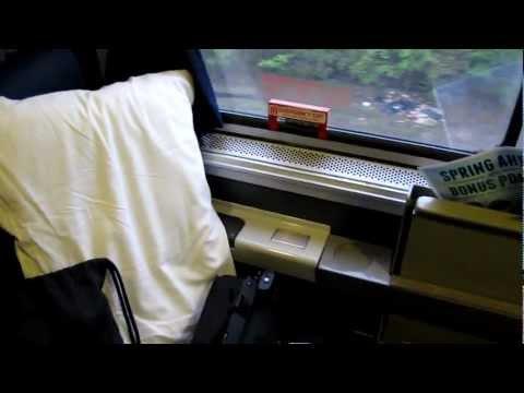 Auto Train-Roomette