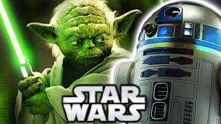Why Yoda Didn't Remember R2-D2 in The Empire Strikes Back - Star Wars Explained