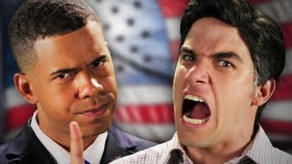 Epic Rap Battles: Romney vs Obama