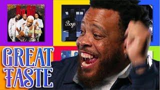 The Best '90s Male R&B Group | Great Taste