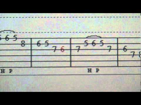 How to Play Spanish Classical on Guitar Tab and Lesson