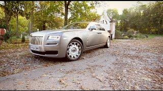 Тест-драйв Rolls-Royce Ghost II. АвтоВести выпуск 208. Видео Авто Вести Россия 24.