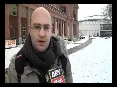 Snow Chaos in Germany