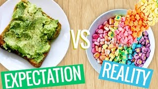 Morning Routine: Expectation VS. Reality!