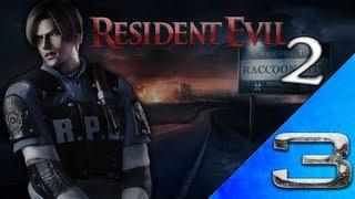Resident Evil 2 Leon Parte 3 HD Portugues